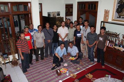 Silaturahmi IRPS dengan Railfan Surabaya, Malang dan Sekitarnya