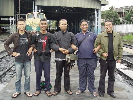 Kepengurusan IRPS Wilayah Bandung 2010-2013