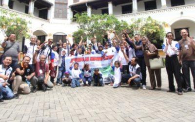 IRPS Joyride ke Ngrombo dan Wisata Edukasi ke Lawang Sewu Bersama Anak-anak PKBM Budhi Lestari