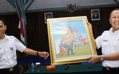 Pisah Sambut Deputi EVP Daop 4 Semarang