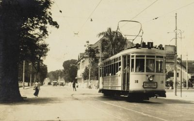 Sepenggal Perjalanan Sejarah Trem di Surabaya
