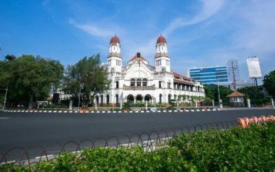 Lawang Sewu, Saksi Bisu Sejarah Kereta Api Indonesia