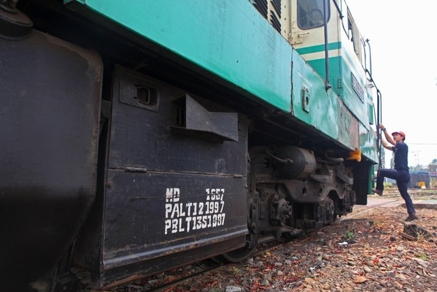 Kenangan Bengkel Kereta yang Mengawali Denyut Kota