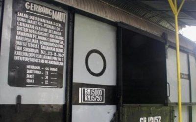 Gerbong Maut: Saksi Bisu Tawanan Indonesia di Masa Kolonial Belanda
