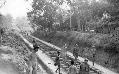 Lok Uap di Muaro, Sisa Jalur Kereta Api Maut Muaro Sijunjung – Pekanbaru
