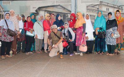 IRPS Semarang Kunjungan ke Ambarawa dan Silaturahim ke Bapak Pudjiono