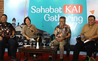 IRPS Semarang Hadir Dalam Sahabat KAI Gathering 2017