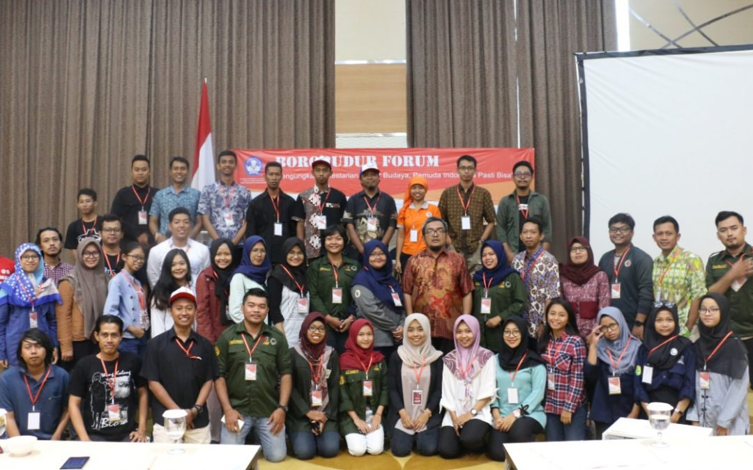 IRPS Semarang Mengikuti Borobudur Forum