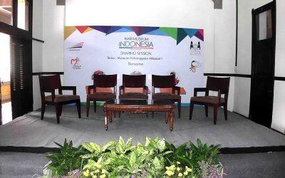 Sharing Session Hari Museum Indonesia 2018