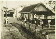 Dibangun 1900-an, Pengganti Jalur Bengawan