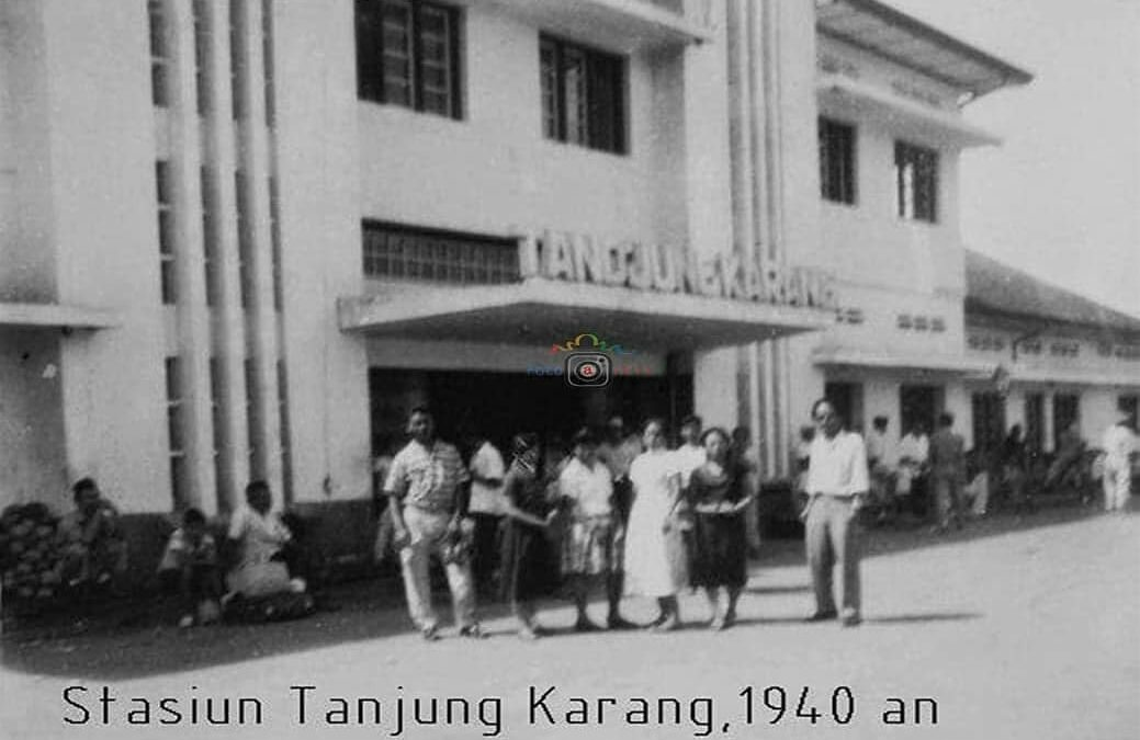 Sejarah Kereta Api di Kertapati-Tanjungkarang