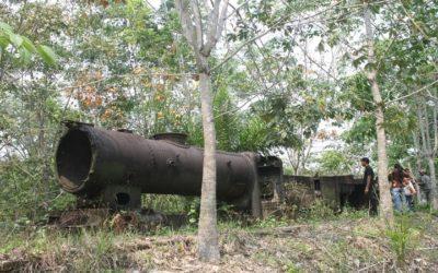 Cerita Kereta Api Sumatera Yang Hilang Tersapu Zaman