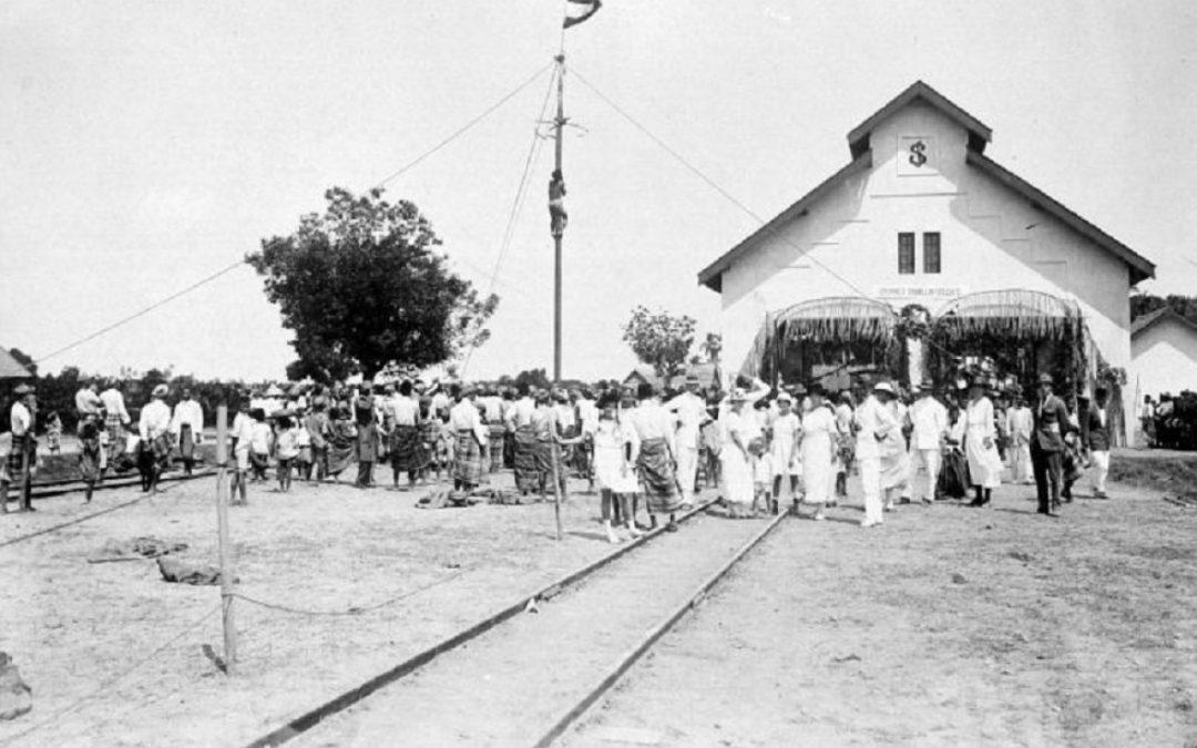 Sejarah Hari Ini (1 Juli 1923) – Jalur Kereta Api Pertama di Sulawesi