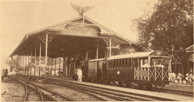 Seabad Gagalnya Pembangunan Jalur Kereta Api Pontianak-Sambas, Kalimantan Barat