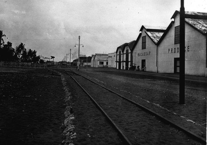 Menapaki Jejak Sejarah Kereta Api di Sulawesi Selatan