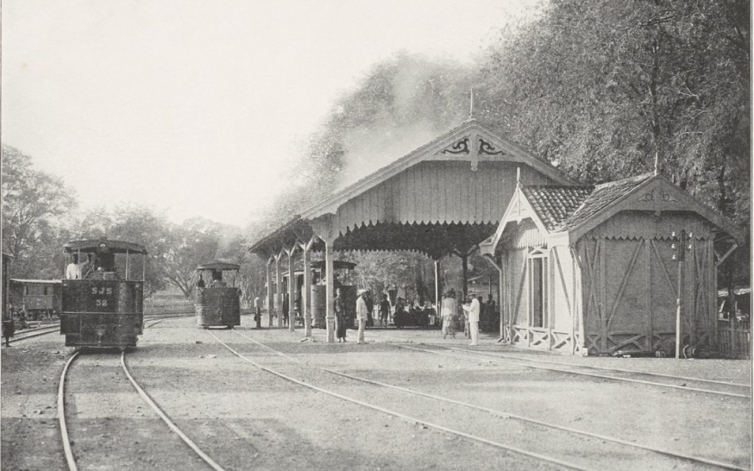 Sejarah Hari Ini (5 Mei 1895) – SJS Buka Jalur Trem Uap Mayong-Pecangaan