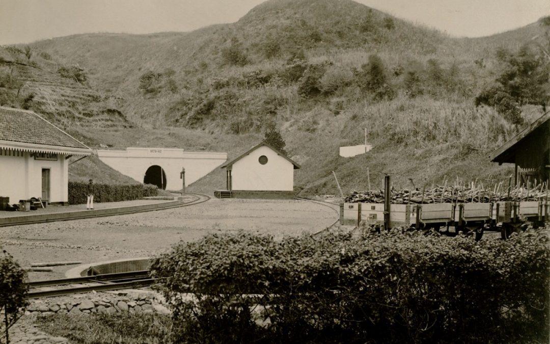 Sejarah Hari Ini (10 Mei 1883) – Pembukaan Jalur Kereta Api Sukabumi – Cianjur