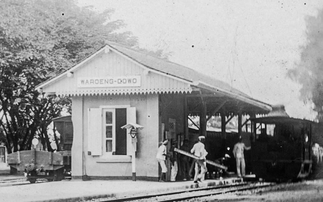 Sejarah Hari Ini (21 Mei 1896) – Pasuruan-Warungdowo, Jalur Pertama Trem Pasuruan
