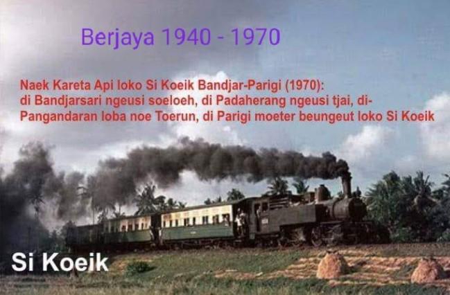 Penggerak Angkutan Massal Penumpang dan Barang Era 1897-1970